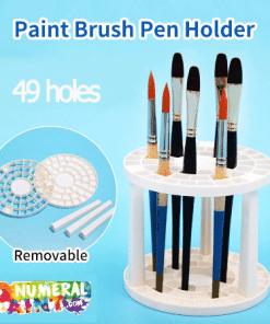 Painting Brush Holder - 49 holes