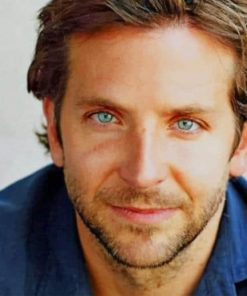 Bradley Cooper Paint By Numbers