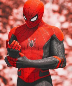 spider man zedge adult paint by numbers