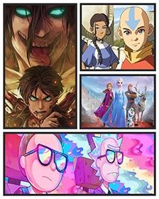 Cartoon and Animation