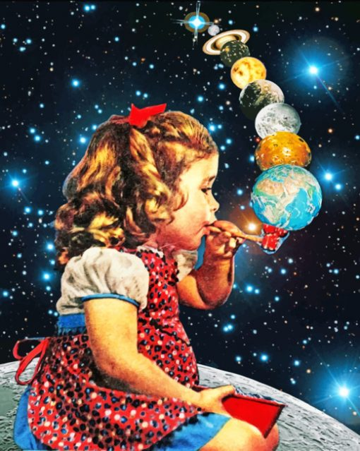 Eugenia Loli paint By Numbers