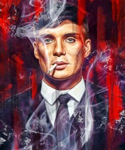 Cillian Murphy paint By Numbers