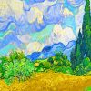 Van Gogh Nature paint By Numbers