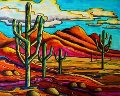 desert-maynard-dixon-paint-by-number